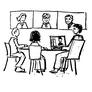 Onlinebeteiligung Videokonferenz